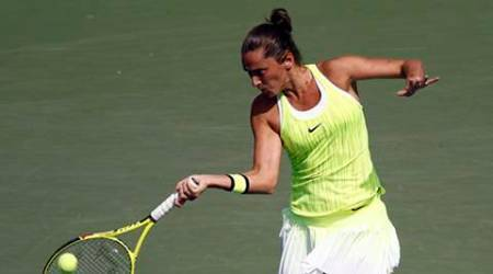 Vinci races into third round at US Open