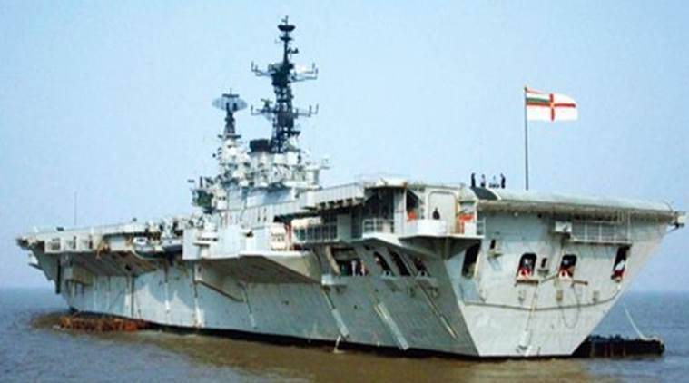 INS Viraat, INS Viraat decommissioning, Viraat decommissioning, oldest warship, Indian Navy, Operation Jupiter, Operation Parakram, Operation Vijay, HMS Hermes, India news, latest news, Indian express