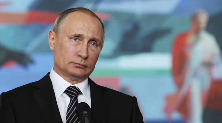 Russia S Vladimir Putin Again Reshuffles His Inner Circle World News The Indian Express