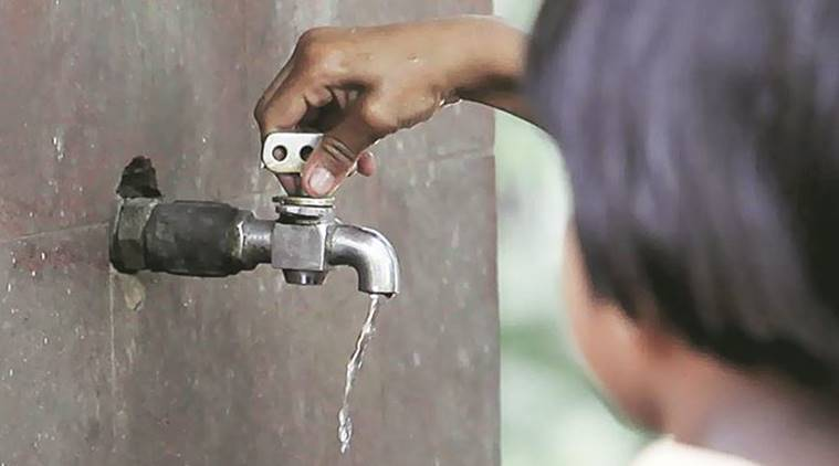 AAP, AAP delhi, water scheme, free water scheme, NDMC, aap ndmc, AAP free water scheme, aap water scheme, delhi news, indian express