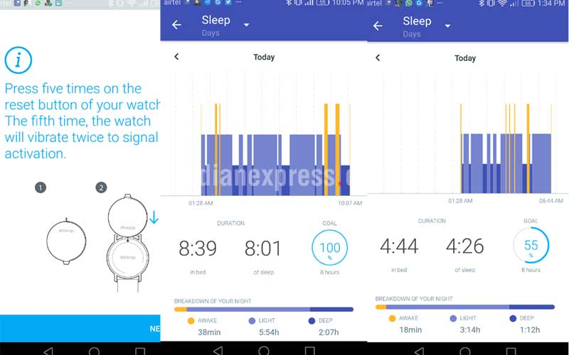 Withings Activité Steel, Withings Activité Steel review, Withings Activité Steel watch, Withings Activité Steel fitness watch, Withings Activité fitness watch, Withings Activité Steel price India, Withings Activité Steel specs