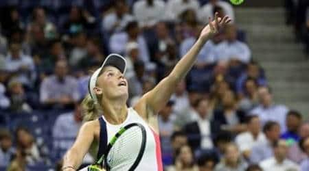 maria sharapova, sharapova, maria sharapova ban, caroline wozniacki, wozniacki, indian wells, tennis news, tennis