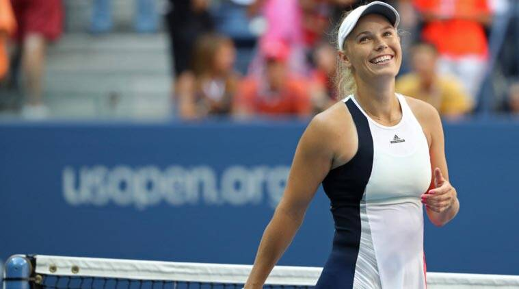 us open, us open 2016, caroline wozniacki, wozniacki, madison keys, keys, us open results, tennis