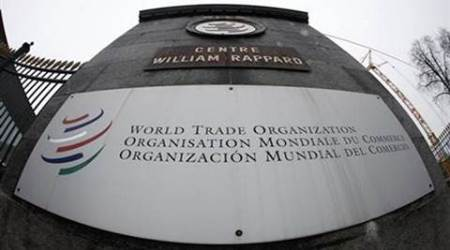 WTO, World Trade Organisation. global growth, world growth, global growth forecasts, growth forecasts cut down, business news, world market, latest news, Indian express