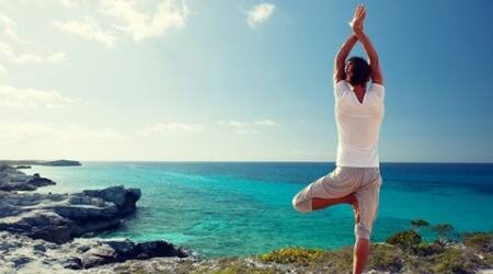 yoga, yoga fitness, yoga back pain, yoga health, how to get rid of back pain, back pain cure, back pain prevention, yoga benefits, indian express, indian express news