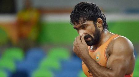Yogeshwar Dutt, Olympics, wrestling, Commonwealth Games, Asian Games, 2012 Olympics, Rio Games, bronze, Yogeshwar, sports news, Indian Express