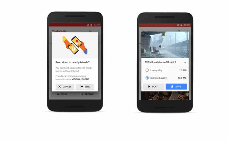 YouTube Go app from Google: Here's how to get it, and how it works