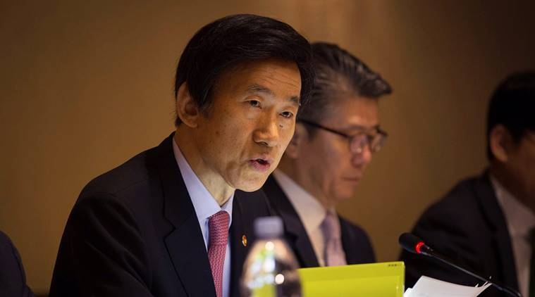 North Korea, North Korea nuclear weapons, North korea nuclear weapon testing, Yun Byung-se, Yun Byung-se South Korea, UN, United Nations, Security council resolutions, United nation members, Kim Jong Un, world news, Indian express news
