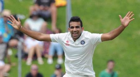 In Zaheer Khan, Ravi Shastri and Virat Kohli get a left-handed complement