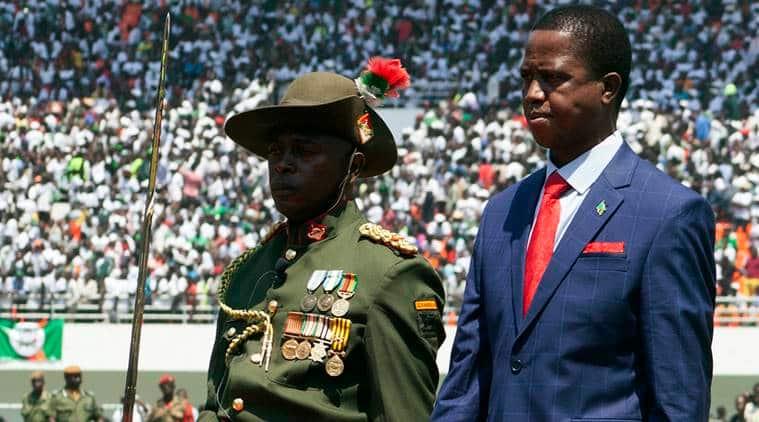 Edgar Lungu, Zambia, Zambia elections, news, world news, Zambia news international news, latest news,