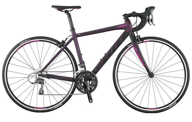 The new Scott Contessa Speedster 45, crafted for women.