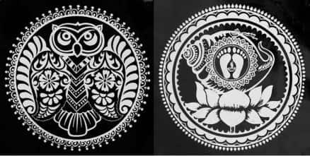durga puja, durga puja 2016, durga pujo, alpana, alpona, alpanan design, pujo alpana design, durga puja alpona design, alpanan pattern, alphana pattern photos,