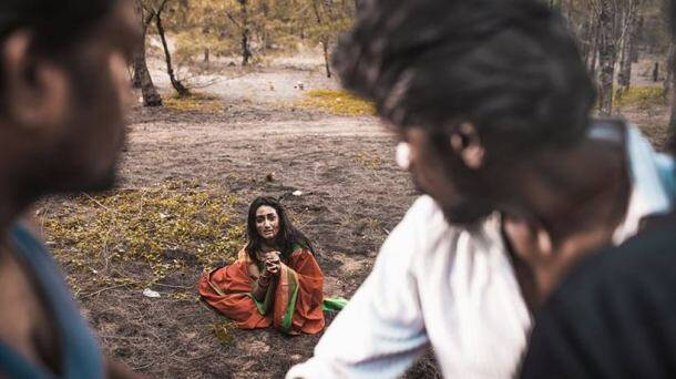 This evocative photo story captures the trauma a rape survivor goes through in times of victim-blaming