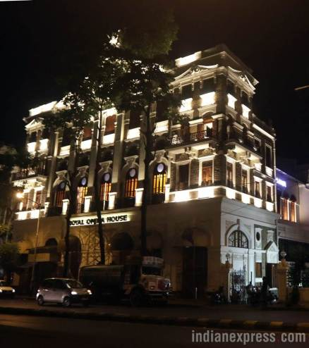 Royal Opera House, Royal Opera House Mumbai, Royal Opera House Bombay, Royal Opera House renovation, Royal Opera House reopening, Royal Opera House relaunching this weekend, Mumbai news