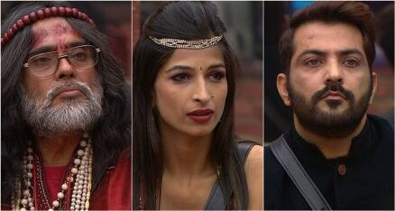 bigg boss, bigg boss 10, bigg boss highlights, bigg boss 10 weekend ka vaar, bigg boss salman khan, bigg boss 10 salman weekend, bigg boss 10 salman scolds contestants, bigg boss salman priyanka, bigg boss salman swami, bigg boss review, bigg boss 10 review, salman khan bigg boss, salman episode bigg boss, salman bigg boss episode, bigg boss 10 news, bigg boss 10 weekend, bigg boss 10 eviction, bigg boss 10 first eviction, television news, indian express, indian express news