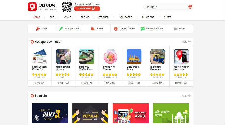 Image result for 9apps promotion