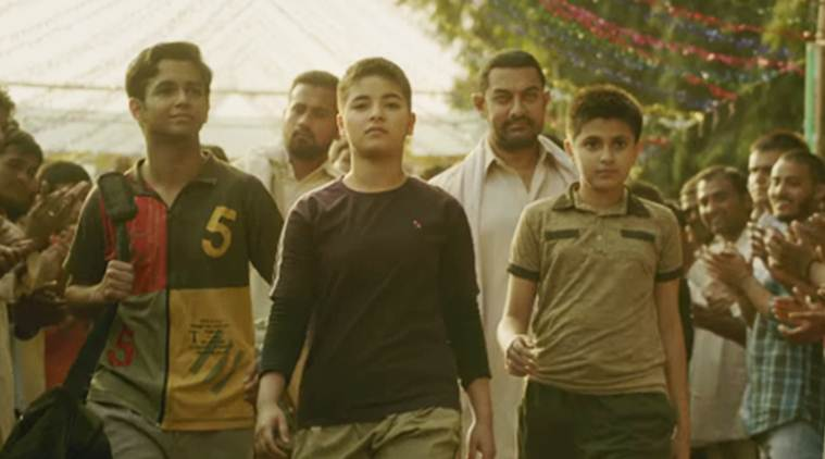dangal trailer, dangal movie, dangal, dangal aamir khan, aamir khan, aamir khan film, aamir khan new film