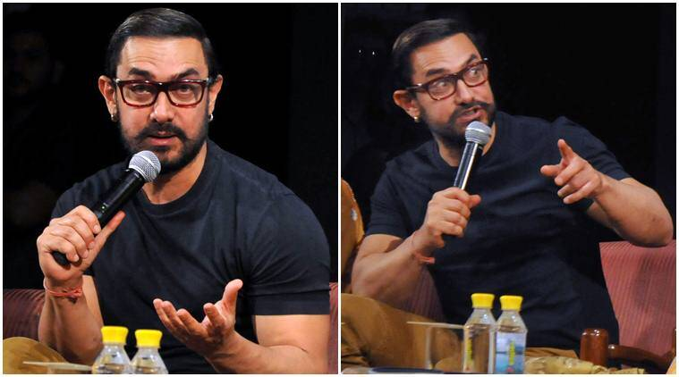 Aamir Khan, Aamir Khan news, Aamir Khan movies, Aamir Khan Delhi, dangal, dangal movie, Aamir Khan dangal, aamir dangal, dangal aamir, entertainment news, Aamir Khan interview, indian express, indian express news