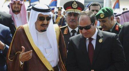 Egypt's parliament approves Red Sea islands transfer to SaudiArabia