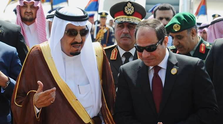 Egypt, Egypt ISIS, Egyptian president, Abdel-Fattah el-Sissi, fight ISIS, fight islamic state, syrian President Bashar Assad, Saudi arabia, Egypt-Saudi arabia, fianancial crisi, egypt financial crisis, world news, indian express