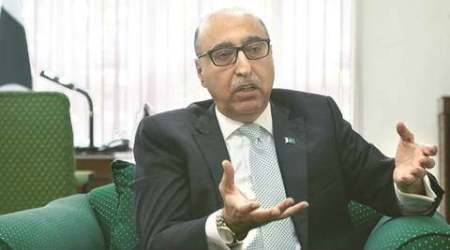 pakistan envoy, pakistan india envoy, abdul basit, new pakistan india envoy, india news, indian express news, latest news