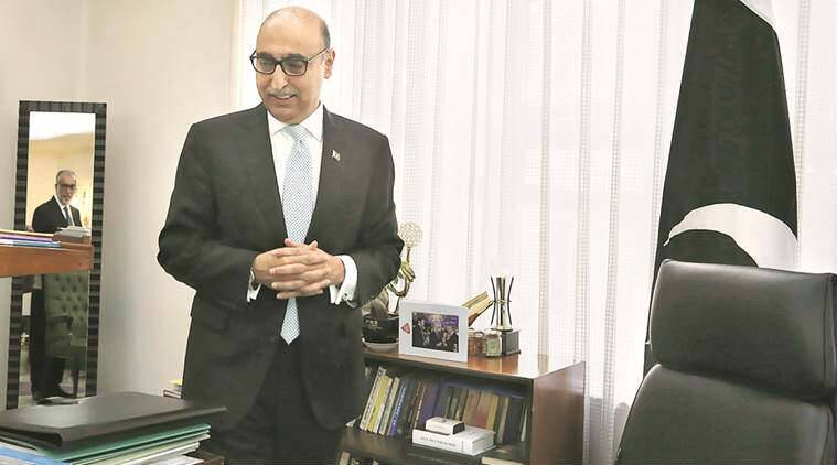 paksitan high commissioner, abdul basit, pakistan day, abdul basit on kashmir, ministry of external affairs, MEA
