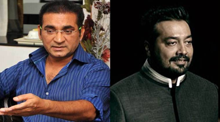 Singer Abhijeet Bhattacharya speaks up against Anurag Kashyap, start Tweets with Anti India Brigade.