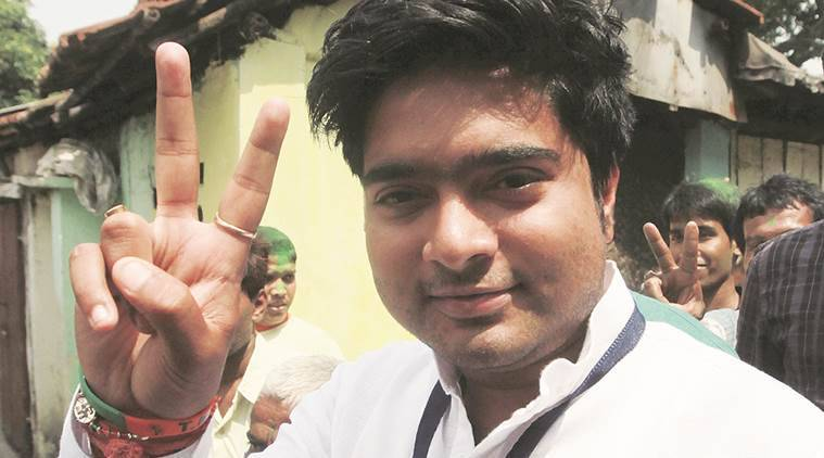 Trinamool Congress MP and Chief Minister Mamata Banerjee, Mamata Banerjee's nephew Abhishek Banerjee , Abhishek Banerjee comment on centre, Trinamool Congress, Kolkata News, Indian Express News