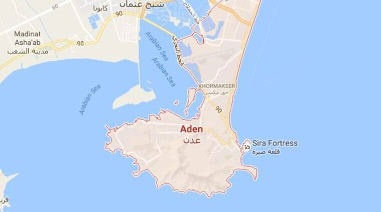 Yemen, Yemen explosion, Yemen car explosion, aden explosion, Bomb-laden car explosion, yemen central bank explosion, Aden yemen, yemen news, world news, indian express, indian express news