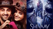 Ae Dil Hai Mushkil vs Shivaay: How the films stack up against each other