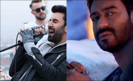 Shivaay, Ae dil hai mushkil, ADHM, Shivaay box office, Ae dil hai mushkil box office, Ae Dil Hai Mushkil vs Shivaay