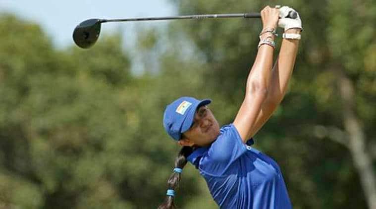 aditi ashok, aditi golf, aditi ashok golf, aditi ashok india, india golf, ladies european tour, golf news, sports news