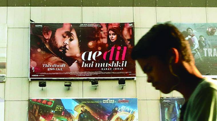 Ae Dil Hai Mushkil, Ranbir Kapoor, Aishwarya Rai Bachchan and Anushka Sharma, ADHM posters, latest news, India news, Latest news