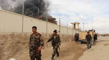 afghanistan attack, taliban fighters killed, afghanistan taliban attack, taliban militia killed, afghanistan attack, president ashraf ghani, world news