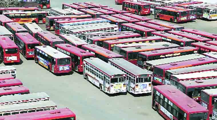 Incidentally, out of 100 buses hired on contract in 2008 from the private transporters for the AMTS, 80 of them have completed the mandatory run of five lakh km, requiring to be compulsorily scrapped.