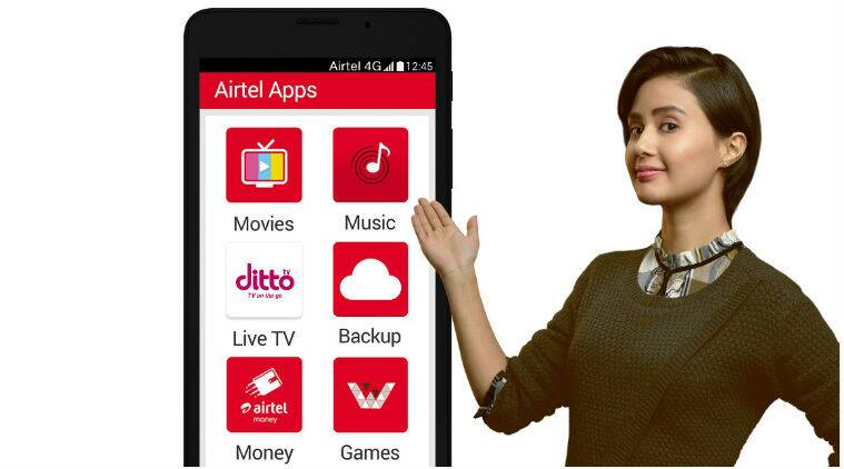 Airtel, myairtel app, myairtel app update, airtel apps, wynk music, wynk movies, airtel cloud, ditto tv, juggernaut, reliance jio, jio apps, airtel to airtel calling benefits, airtel 2GB free cloud storage, free cloud storage, technology, technology news