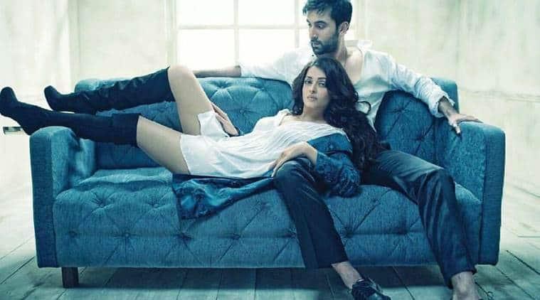 Aishwarya Rai Bachchan, Ranbir Kapoor, Ranbir Kapoor Aishwarya Rai Bachchan, aishwarya ranbir, ranbir aish hot pic