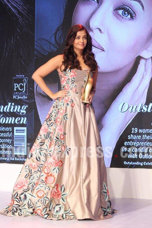 Aishwarya rai bachchan, Celebrity Woman of the Year