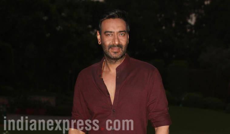 ajay devgn, ajay devgn actor, ajay devgn movies, ajay devgn news, ajay devgn latest updates, entertainment news, indian express