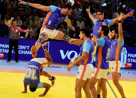 Ajay Thakur, India vs Iran, india vs Iran final, India vs Iran final photos, India Iran photos, India Kabaddi World Cup 2016, Kabaddi World Cup 2016, Kbaddi World Cup final photos, Kabaddi final photos, kabaddi photos, Kabaddi