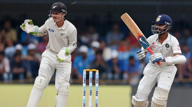 India vs New Zealand, India vs New Zealand Statistics, India vs NZ Stats, India New Zealand stats, Ajinkya Rahane, Ajinkya Rahane India, India Ajinkya Rahane, Rahane India, India Rahane stats, Rahane statistics, Sports, Cricket