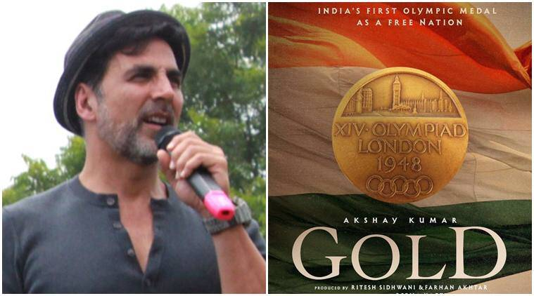 Image result for latest images of akshay kumar new movie gold