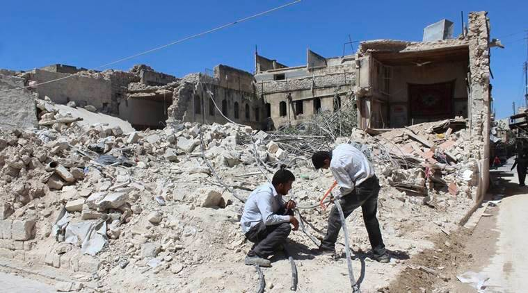 Prohibition of Chemical Weapons, OPCW, chemical weapons, chemical weapons watchdog, Syrian war, Syrian govt, ISIS, Islamic State, Syria news, world news, latest news, indian express