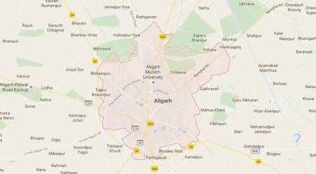 Tension in Aligarh over mosque construction work