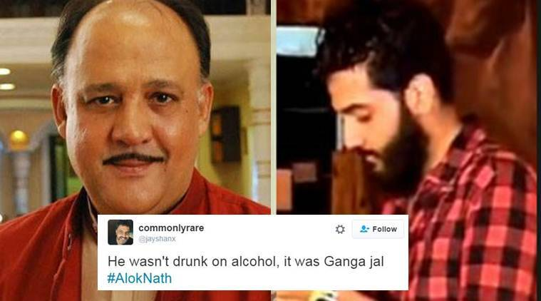 Alok Nath jokes are ruling the Internet