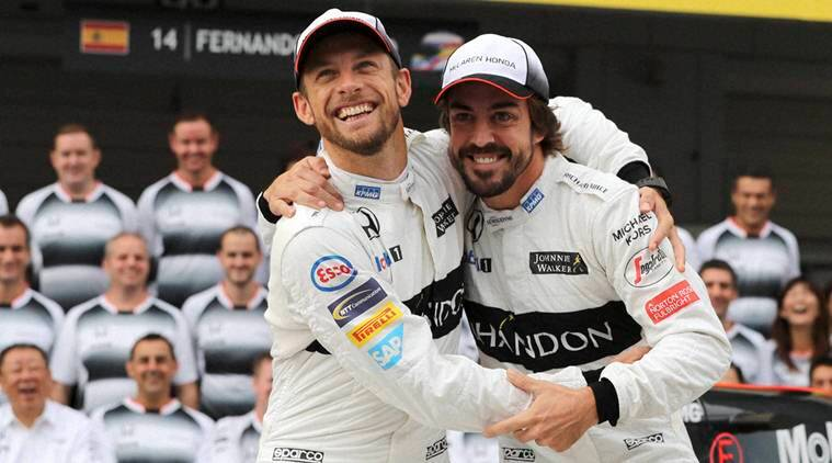 Jenson Button, Button, Fernando Alonso, Alonso, McLaren , Buttin Alonso, Japanese Formula One Grand Prix, Japanese Grand Prix, Formula One, Sports news, Sports