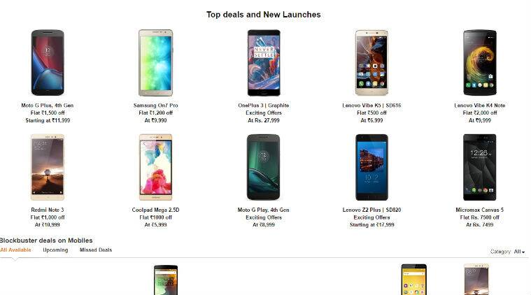 Flipkart, Snapdeal, Flipkart sale, Amazon, Flipkart deals, Snapdeal smartphone deals, Amazon offers, Moto G4 discounts, Moto G4 Plus discounts, Redmi Note 3, Xiaomi Redmi Note 3 discount, Moto G4, Le Max 2, smartphone, smartphone discounts, smartphone deals, sale, Android, technology, technology news