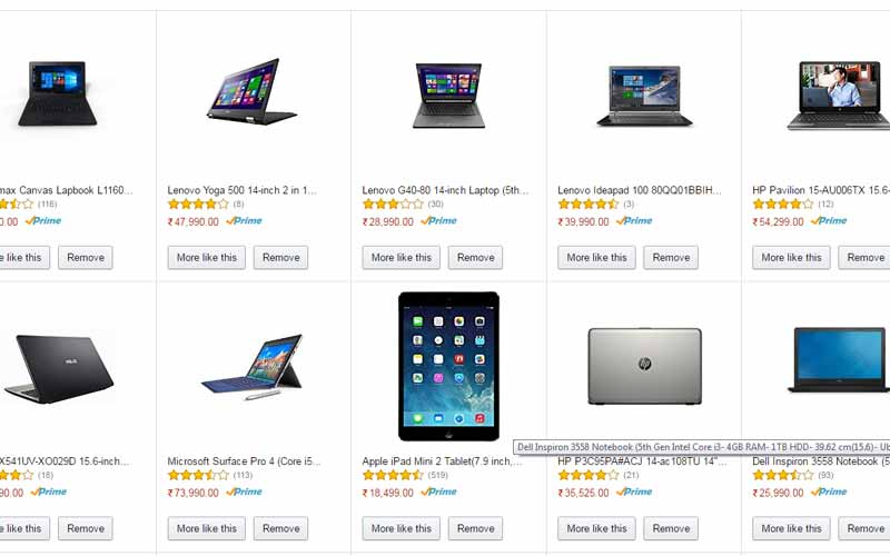 Amazon, Amazon Great Indian Festival, Amazon Festival, Amazon Laptop deals, Amazon Apple MacBook Air Discount, Apple laptop discount, Amazon HP Laptops deals, HP laptops Amazon deals, Lenovo Amazon Laptop, Micromax Lapbook Discount deal, technology, technology news