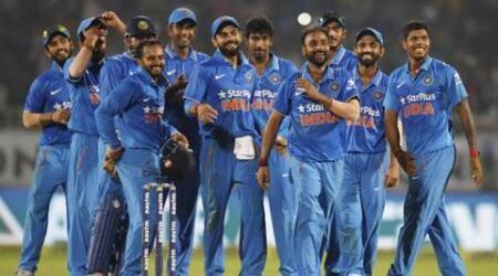 india vs new zealand, india vs new zealand final odi, amit mishra, india vs new zealand fifth odi, ind vs nz, India vs new zealand photos, amit mishra, india vs new zealand 5th odi photos, cricket news, sports news