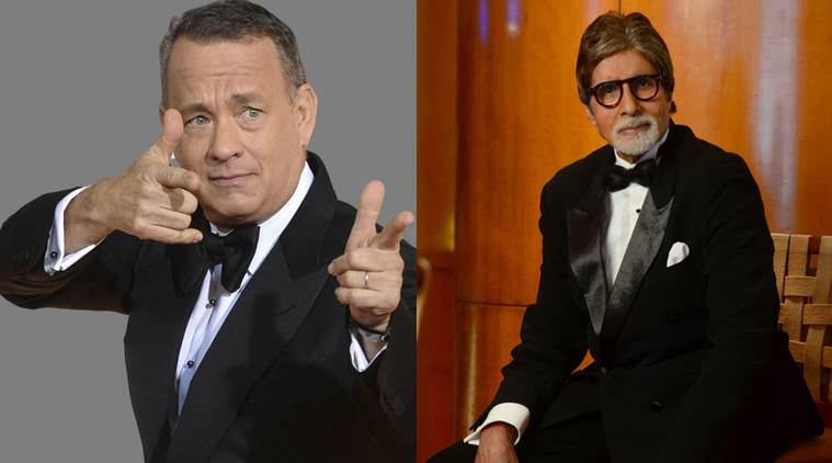 Amitabh Bachchan, Amitabh Bachchan tom hanks, Inferno, tom hanks, Inferno film, Inferno cast